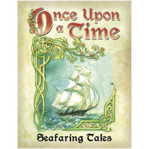 Once Upon a Time Exp Seafaring Tales