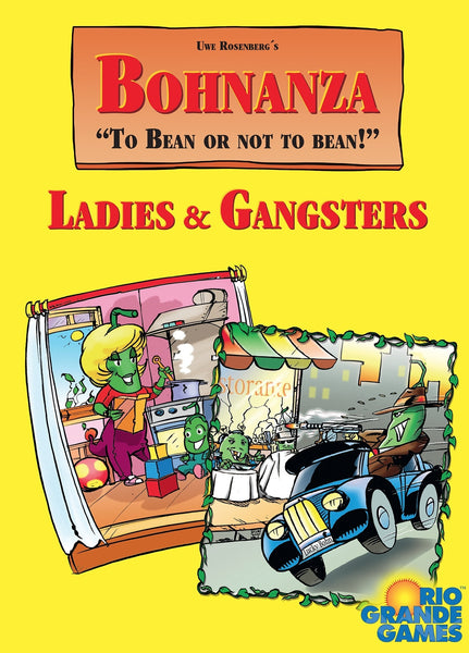 Bohnanza Ladies and Gangsters