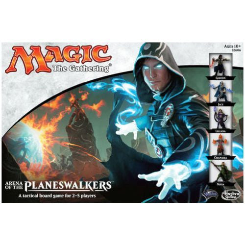 Magic Strategy Game Planeswalker