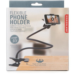 Flexible Phone Holder