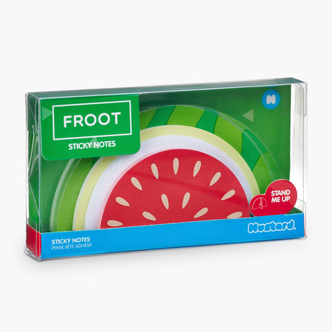 Froot Sticky Notes