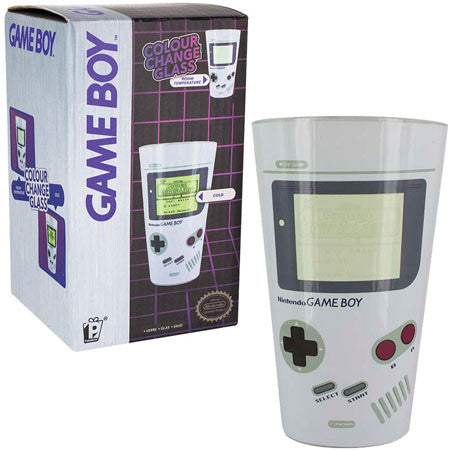 Game Boy Colour Changing Glass