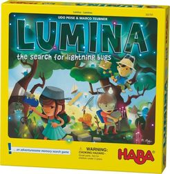 Lumina Search for Lightning