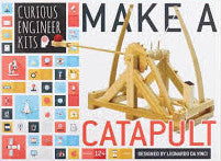 Catapult Building Kit