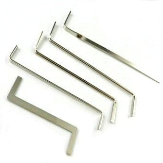 Lock Picking mailing list and discount tension tools