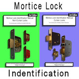 Mortice Lock Identification Manuals 3rd Edition