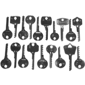 UKBK Ultra 19pc Bump Key Set - UKBumpKeys