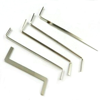 5 Piece Tension Tool Set