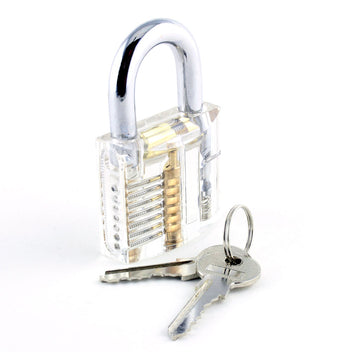 How To Make A Bump Key >> Practice Locks Ukbumpkeys