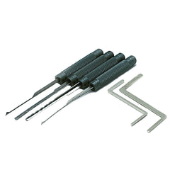 Thunder Lock Pick Rake Set - for Dimple Pin Locks - UKBumpKeys