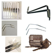 Dangerfield Premium Lock Pick Set - UKBumpKeys
