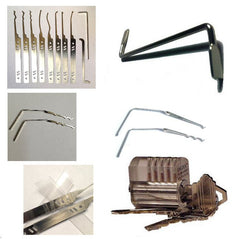 Dangerfield's Premium Lock Pick Set - UKBumpKeys