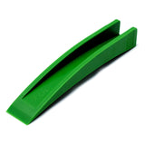 Klom Durable Nylon Wedge - Professional Gradient Door Stop - UKBumpKeys