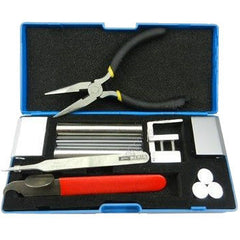 Lock Disassembly Tool Set - Complete Compact Kit for all purposes - UKBumpKeys