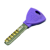 Pin in Pin Mul-T-lock Classic Bump Key - for Lock Bumping - UKBumpKeys