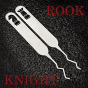 Rook & Knight Rakes for Hi/Lo Pin Combinations - UKBumpKeys