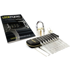 Special Agent Lock Picking Gift Set - UKBumpKeys
