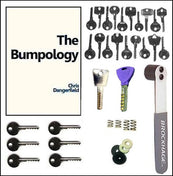 Bumping Set Advanced - Bump Keys, Hammer, Guidebook etc.