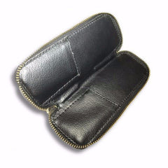 DANGERFIELD Premium Leather Case open