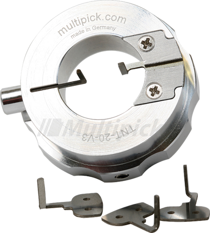 Multipick Expert Adjustable Circular Tension Tool - UKBumpKeys