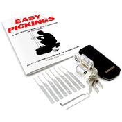 Instant Agent PLUS Lock Picking Gift Set - All