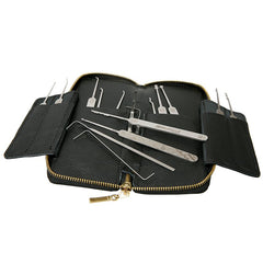Multipick ELITE 17 Piece Professional Lock Pick Set + Estuche - UKBumpKeys