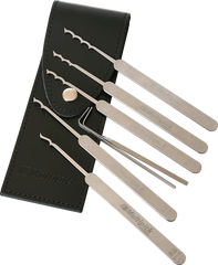 Multipick ELITE Pick Set 7 pieces - UKBumpKeys