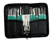 KLOM 32 Piece Lock Pick Set + Case - UKBumpKeys
