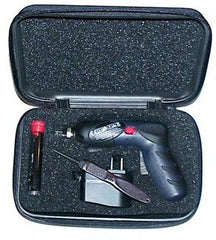 Dino Premium Electric Lock Pick Gun + Custodia + Picks di riserva - UKBumpKeys
