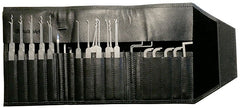 Multipick ELITE Dual-Gauge Lock Pick Kit - Pièce 29 - UKBumpKeys