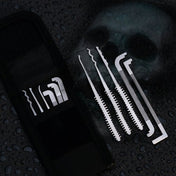 Sparrows Nightcrawler EDC Lock Pick Set - UKBumpKeys