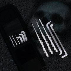 Gorriones Nightcrawler EDC Lock Pick Set - UKBumpKeys