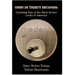 Open In Thirty Seconds de Marc Tobias et Tobias Bluzmanis - UKBumpKeys