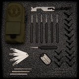Sparrows Ranger Lock Pick + Entry Tool Set + Case - UKBumpKeys