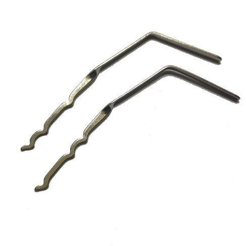 Dangerfield SOHO Lock Rakes 2 Stück Pick Set - UKBumpKeys