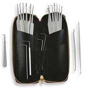 SouthOrd 20 Piece Lock Pick Set MPXS-20 - UKBumpKeys