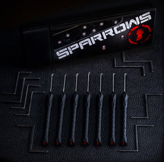 Sparrows Black Flag Dimple Lock Selecciones - UKBumpKeys