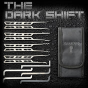 Sparrows Darkshift 13 Set de sélection de cadenas + étui - UKBumpKeys