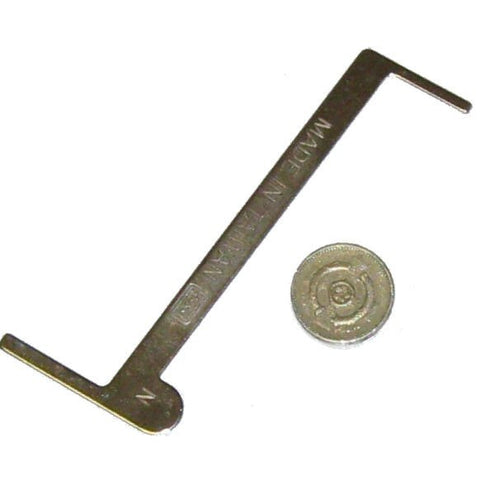 Taiwanese Long-Boy Flat Tension Wrench