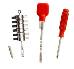 Professional Grade Ford Tibbe Pick and Decoder + Make-up Key - UKBumpKeys