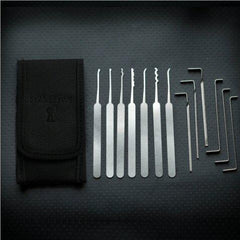 Sparrows Professional EDC 'Tuxedo' Set de choix de verrouillage - UKBumpKeys