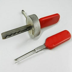 Car Entry Lock Pick - VAG HU66 Double x 2 - UKBumpKeys