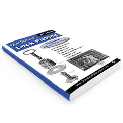 Visual Guide to Lock-Picking (3rd Edition) - UKBumpKeys