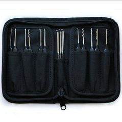 Sparrows Deluxe Wizzwazzle Pro Lock Pick Set - UKBumpKeys