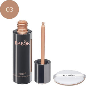 Serum Foundation - 03 Almond