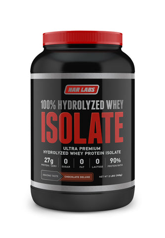 NAR LABS Hydrolyzed Whey Isolate 2lbs