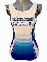 Load image into Gallery viewer, Women's 100 Marathon Club Singlet