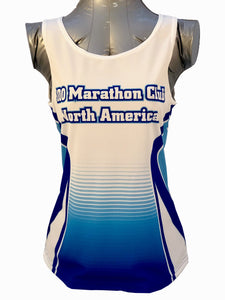 Women's 100 Marathon Club Singlet