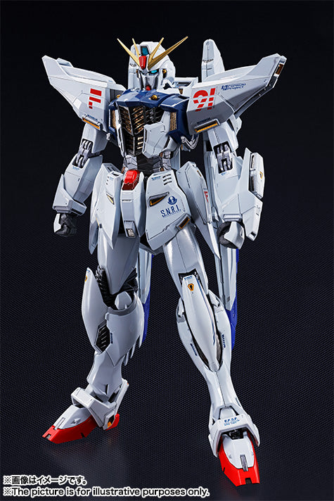 Metal Build Gundam F91 Harrison Maddin Custom