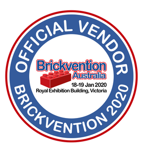 Offical Vendor Brickvention Royal Exhibition Building Victoria Australia